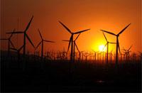 Monitoring farm wiatrowych